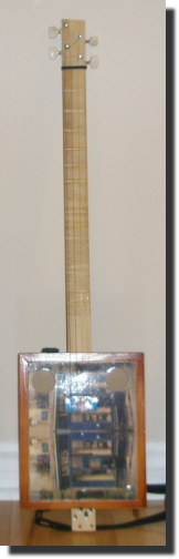 My First Cigar Box Guitar