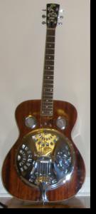 Dobro guitar. Regal RD40