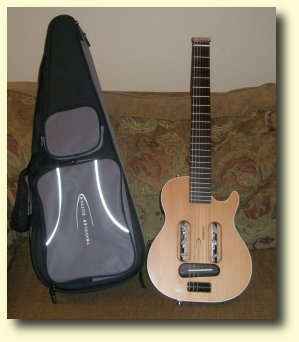 Escape MK-II Nylon Travel Guitar