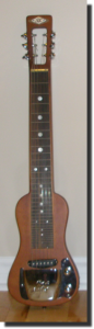 SX Lap Steel Guitar