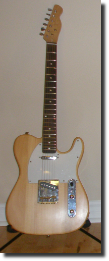 Telecaster Clone of Saga TC-10