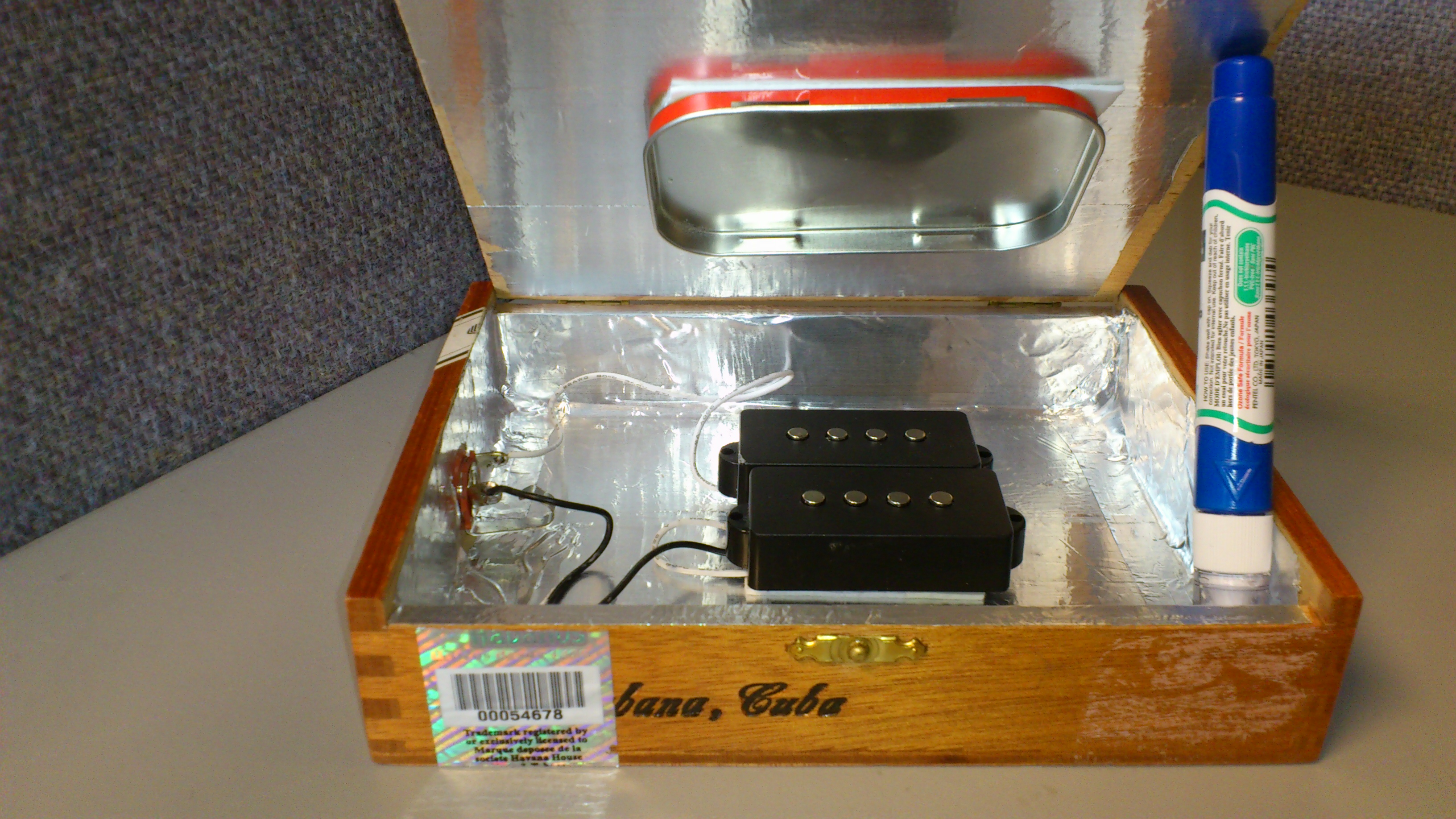 p bass stomp box diy guitar rh diyguitar ca