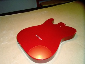 Telecaster Guitar Body