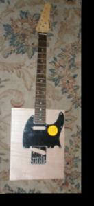 Redneck Tele Guitar