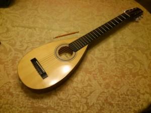 Amigo Travel Guitar